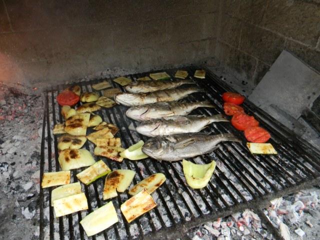 Konoba Skojera Trpanj Hrvatska Riba i Povrce