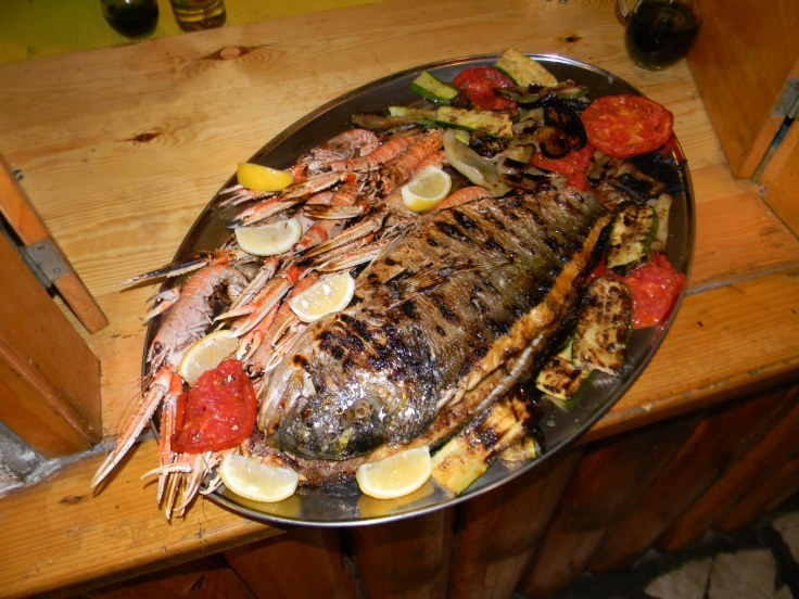 The best fish  Konoba Skojera Trpanj Croatia