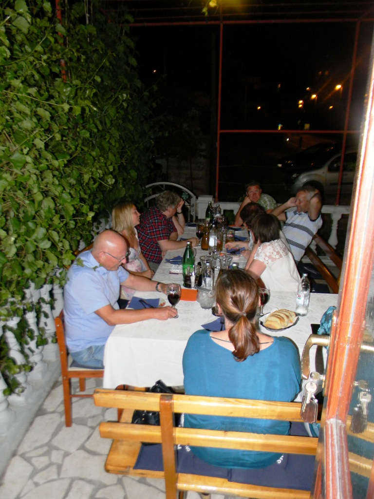 Konoba Skojera Trpanj Croatia Norwegian Friends are in Town