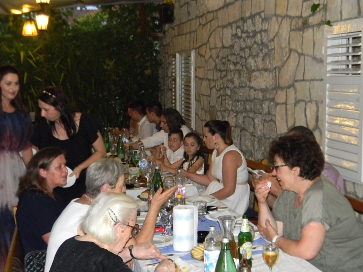 konoba skojera trpanj large groups accepted restoran restorani restaurants
