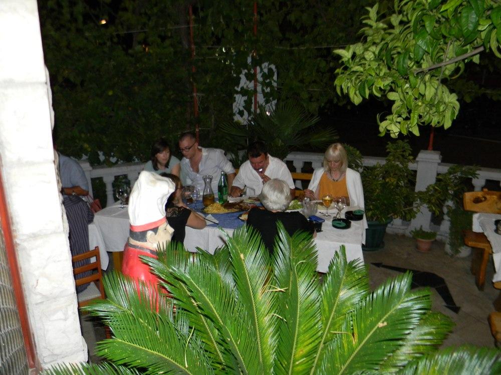 konoba skojera trpanj large groups accepted restoran restorani restaurants