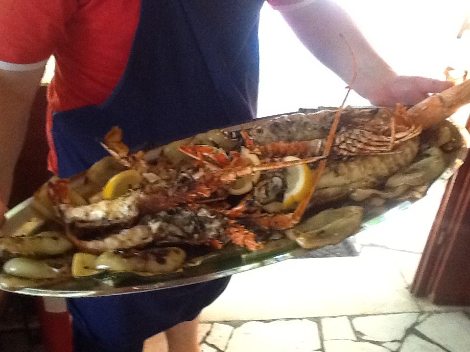 grilled lobster konoba skojera