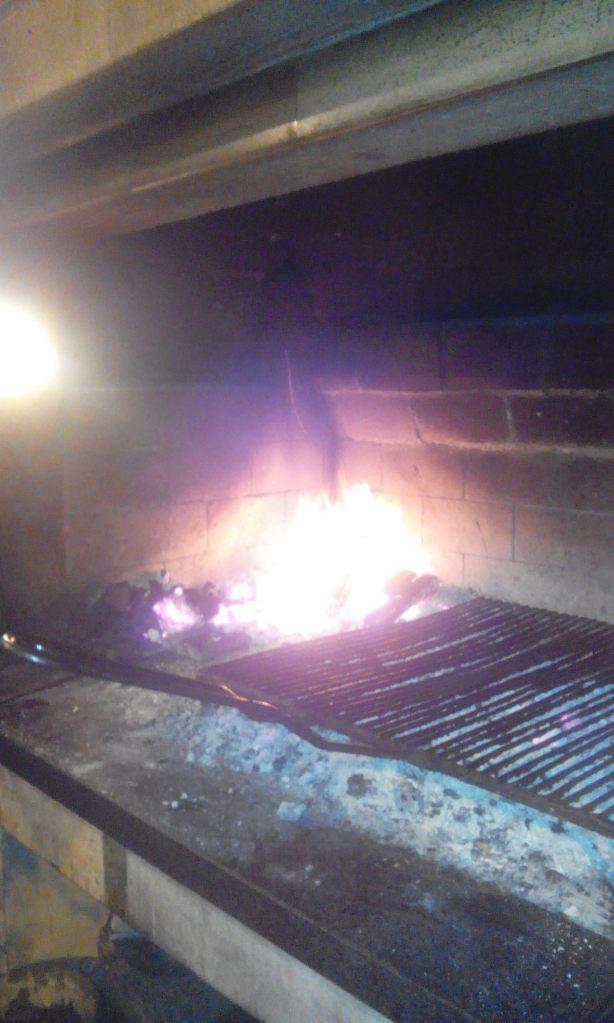 konoba skojera trpanj grilled fish and meat