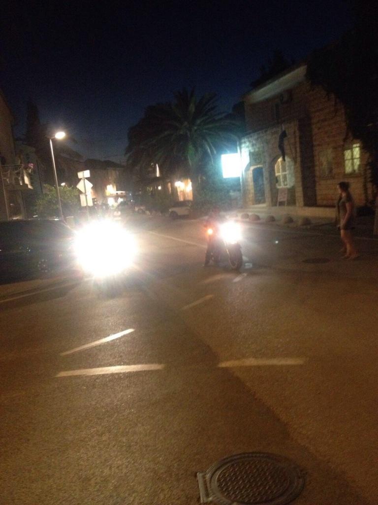 motorcycles bicyclers bikers friendly restaurants konoba skojera trpanj peljesac croatia