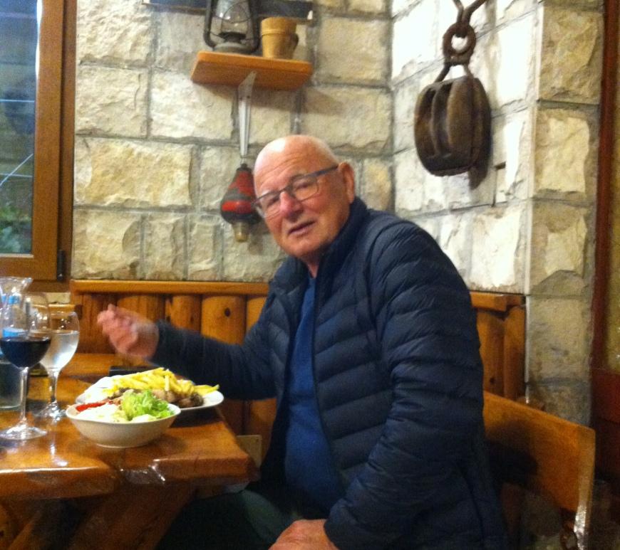 Stein Vidar Lie our dear friend from Norway
