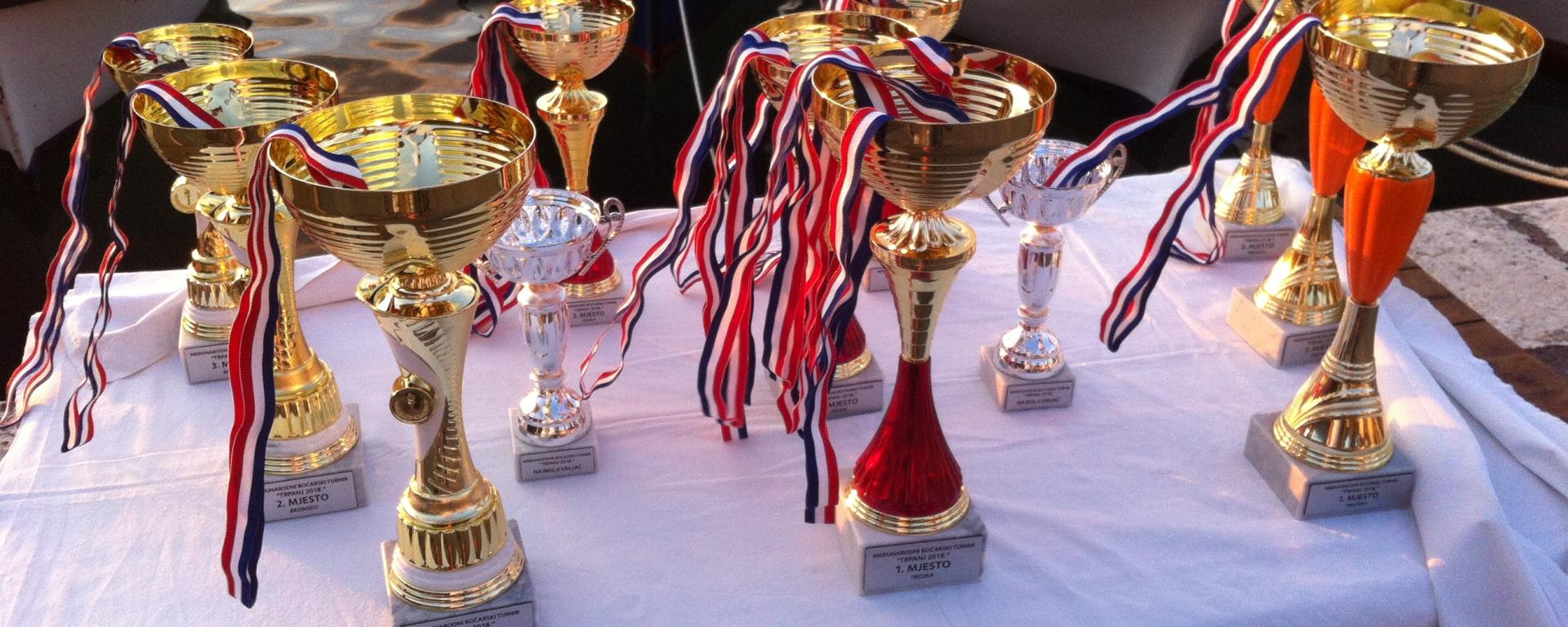 9th International Boccie Tournament Trpanj