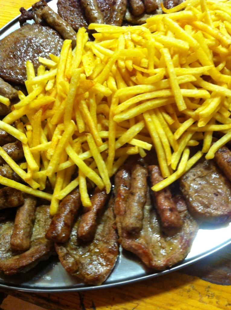 konoba skojera restaurant trpanj grilled meat