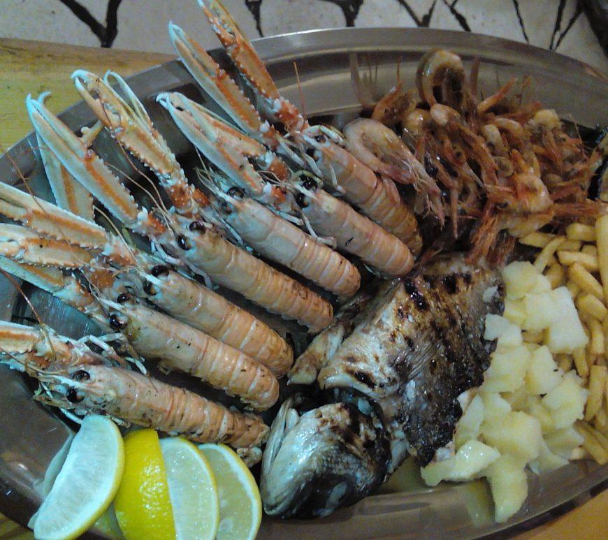 restoran trpanj riba