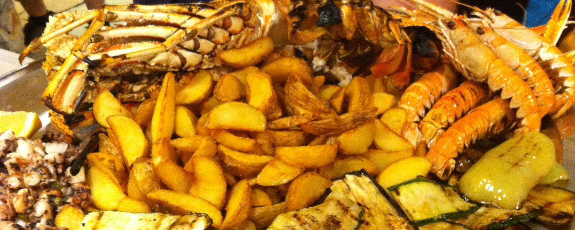 restaurant trpanj grilled adriatic lobster