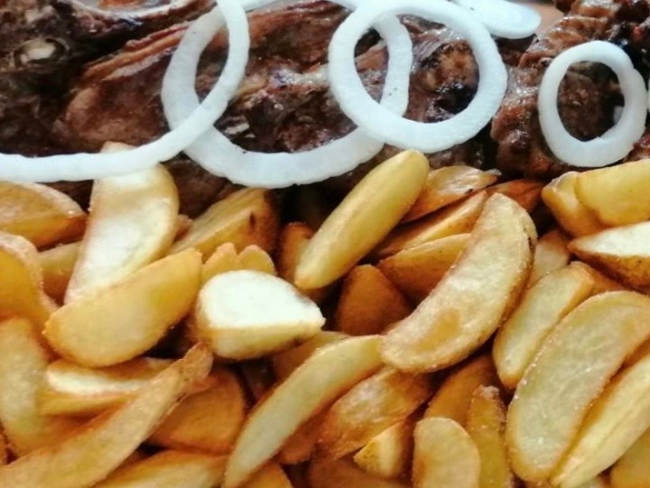 konoba skojera grilled meat